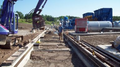Auburn Compressor Station Forms